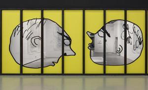 """1米97的英国艺术家打破常规,让博物馆""""乱了,乱了"""""""