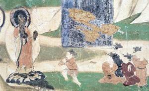 敦煌壁画里的教师节:做一天佛陀的学生