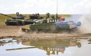 东方2018军演|新装备仅列装6个月,就出国打出猛烈火力