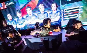 蒙古轉播電競、印尼輸出選手,中國的這項大賽在改變亞洲電競