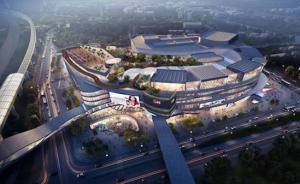 印力集團首個33萬平方米MEGA項目封頂