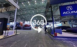 360°全景|进博会汽车馆完成布展,超百辆实车将集中亮相