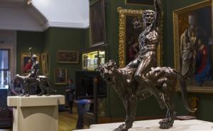 英国两座青铜像被证明是米开朗基罗作品,原来他也是青铜工匠