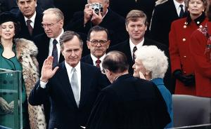 告别老布什|冷战后美国的承前启后者走了,一个时代也已远去