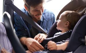 孩子坐了安全座椅发生意外时还受伤?安全座椅要用也要用对