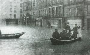 肖琦评《水下巴黎》︱巴黎的世纪大洪水