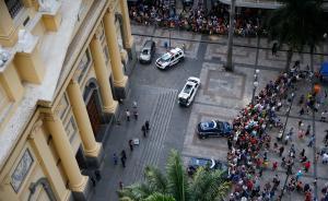 巴西圣保罗州发生教堂枪击案9人死伤