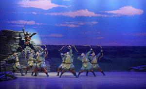 《宝德尔石林传说》在京演出:看蒙古剧的豪迈与壮气