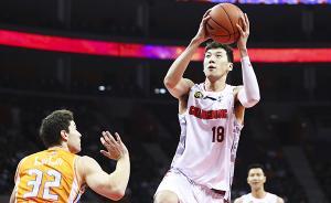 CBA联赛来了一群年轻人,中国男篮的血脉又延续了