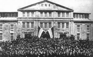 严泉︱从世界看民国初年:历史特殊时刻的制度透视(上)