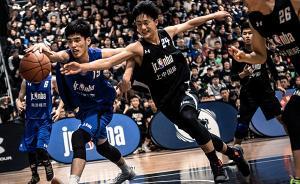 NBA中国办了三年高中联赛,我们找回了《灌篮高手》的热血