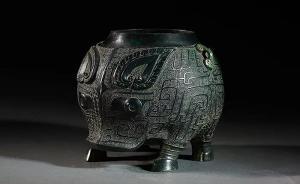 春节观展之上博|从猪形卣,了解青铜器中猪的形象