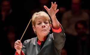 情人节之夜,女指挥家奥尔索普带来南美交响风情音乐会