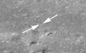 美飞行器两次对嫦娥四号探测器成像,获得有价值观测图像