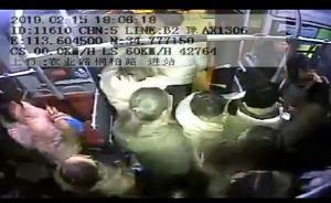 郑州男子抢夺公交车方向盘,涉嫌危害社会公共安全罪被刑拘