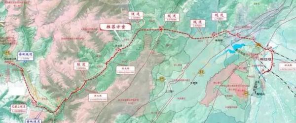 """成都至四姑娘山""""山地火车""""采用动车方案,在卧龙设站"""