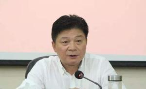 湖南省郴州市委常委、政法委书记刘志伟接受审查调查