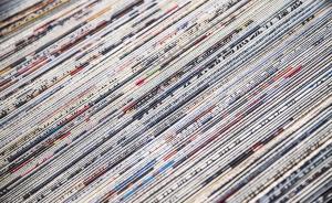 新井一二三專欄:高齡化下的日本紙媒