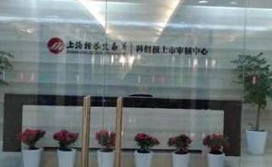 科创板上市审核中心悄然亮相上海证券交易所,下设四大部门