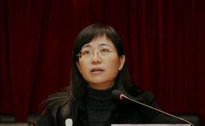 陕西榆林市委常委?#23653;?#20986;任杨凌职业技术学院党委书记
