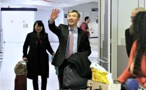 赵建履新中国驻芝加哥总领事,前任洪磊已回国任职