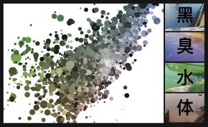 世界水日|12074条监督信息告诉你,黑臭水体什么样