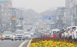 """江苏""""蓝天保卫?#20581;保?#31354;气质量排名末位的城市将被约谈问责"""