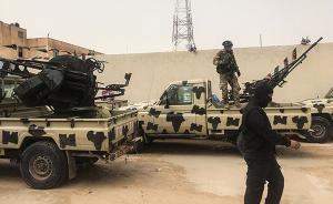 聯合國秘書長磋商未果,利比亞國民軍占領首都機場
