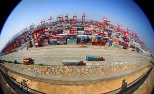 """一季度外贸进出口超7万亿元,中国成全球贸?#33258;?#34892;""""稳定器"""""""