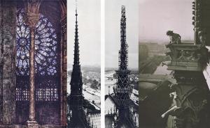 ?#23478;洌?#19990;界级艺术瑰宝被烧,回顾不同时期的巴黎圣母院