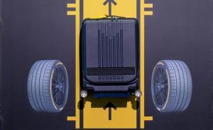 """给旅行箱装上""""F1轮胎"""""""