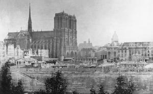 从玛戈王后到巴黎解放,巴黎圣母院何以成为法兰西民族圣殿