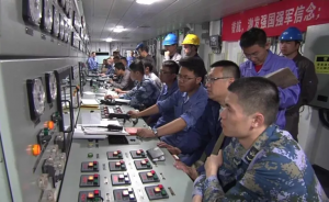 首艘国产航母第五次海试,大量内部画面公开