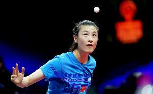 世乒赛日本队又瞄准冠军,刘国梁:他们弯道超车,我们就提速