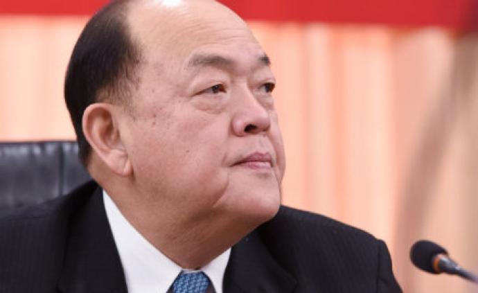 贺一诚辞去第十三届全国人大代表职务