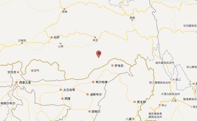 西藏发生6.3级地震,应急管理?#31185;?#21160;响应