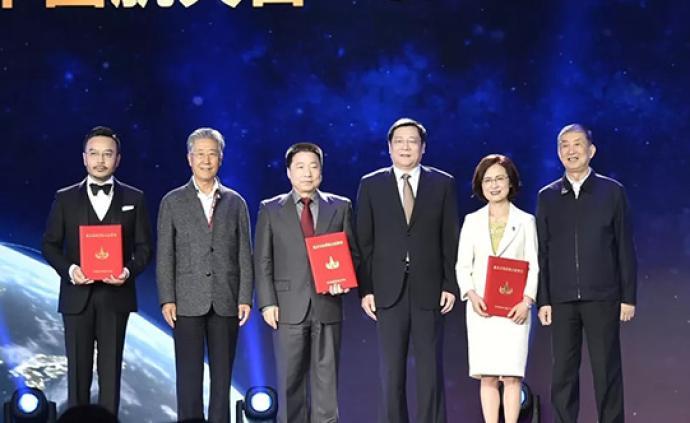 杨利伟、姜杰、汪涵受聘航天公益形象大使
