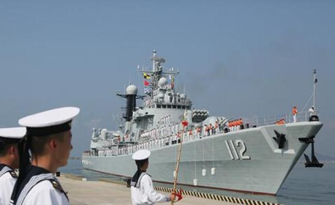 释新闻|中俄海上联合演习看点多,参演兵力透露哪些信息