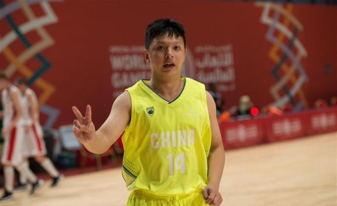 特写|中国版?#22885;?#24052;精神?#20445;?#29305;奥队长朱以灵和他的篮球梦