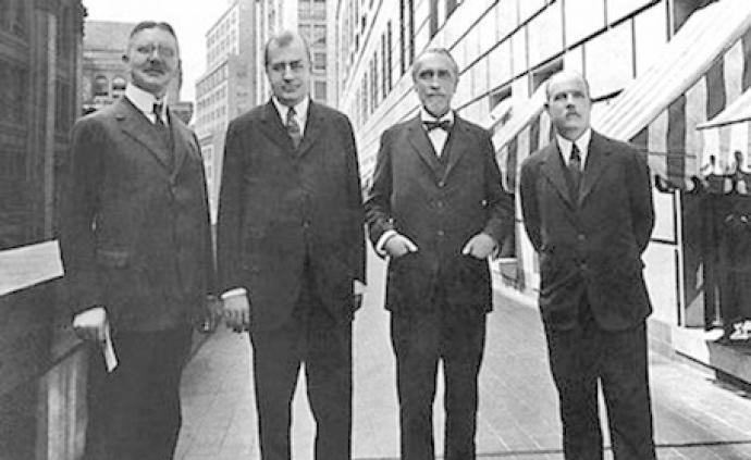 危機反思錄|咆哮的二十年代:火上澆油的秘密會議(上)