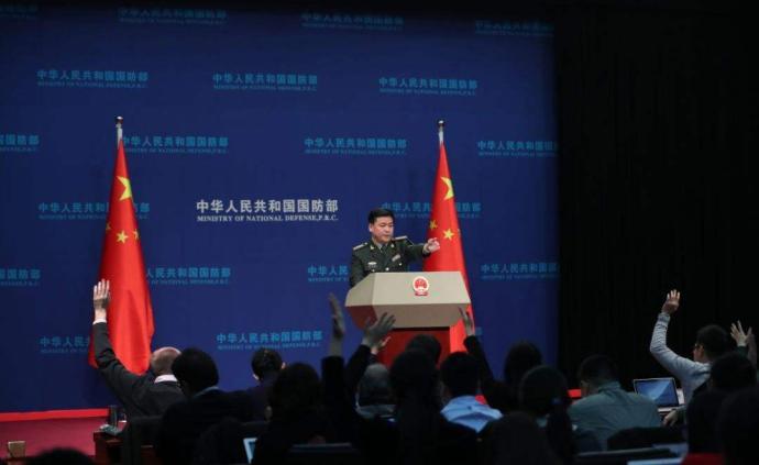 """美發表""""中國軍事與安全發展報告"""",我國防部:堅決反對"""