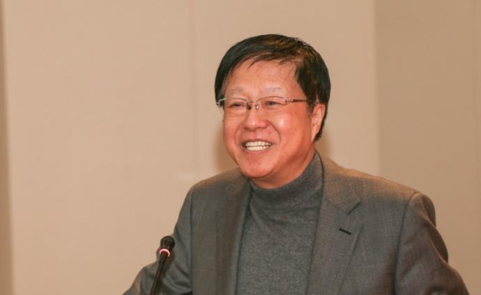 爱德基金会理事长丘仲辉当选中国慈善联合会副会长