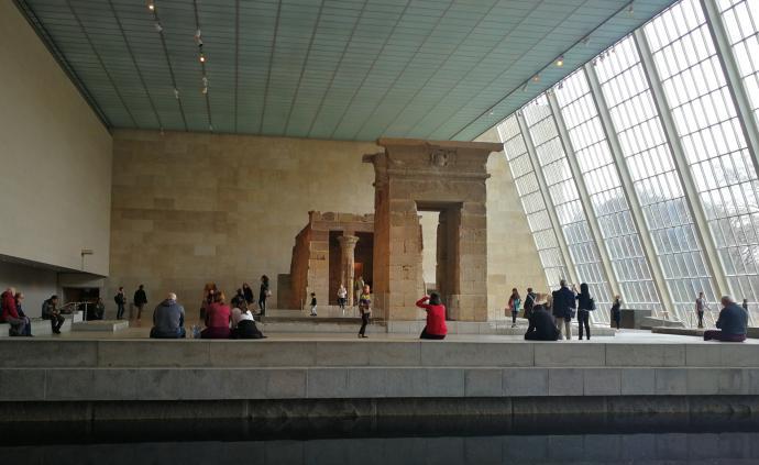 大都会博物馆见学记②|藏品利用与财务困境