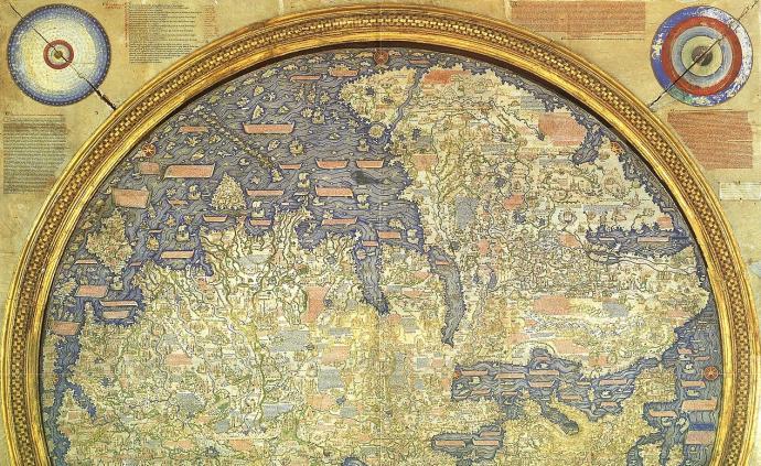 方钦︱教宗子午线谜案