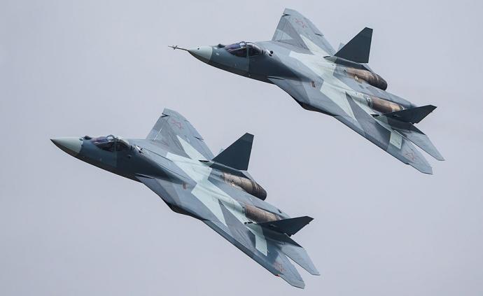 普京:五代機蘇-57性能優異,俄羅斯國防部需要采購76架