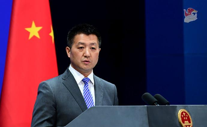 外交部驳美?#21496;?#25511;提议:谈到美国水平,还是减到中国水平?