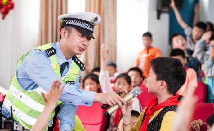 公安部:涉校園案件優先受理、優先出警、優先立案、優先偵辦