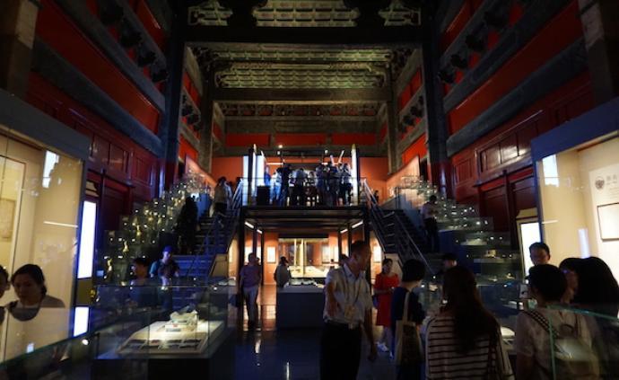 國際博物館日|故宮院長王旭東談作為文化中樞的博物館