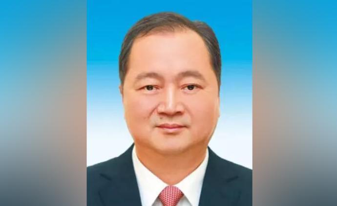 鄭新聰任福建省委常委、秘書長