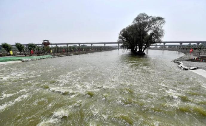 北京:抓住引黄入京时机,扎实推进永定河综合治理和生态修复